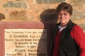 Image result for photos Margaret Price at The Broken Hill Synagogue Foundation Stone